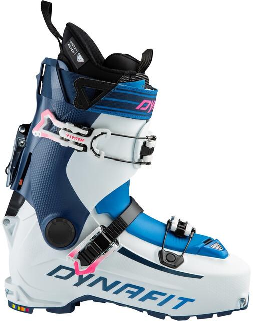Dynafit Hoji PU Ski Boots Dame whiteposeidon